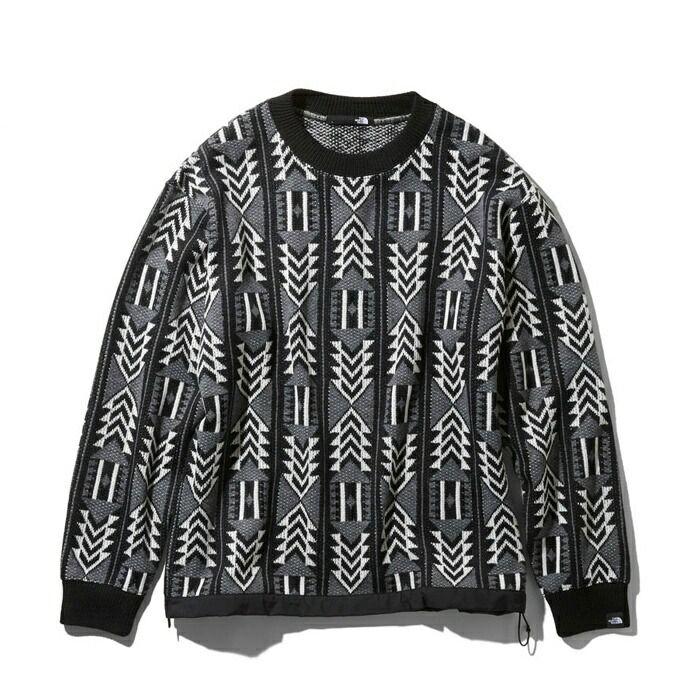 ノースフェイス スウェットトレーナー メンズ レディース RAGE Sweater レイジセーター ユニセックス NT41961 WK THE NORTH FACE