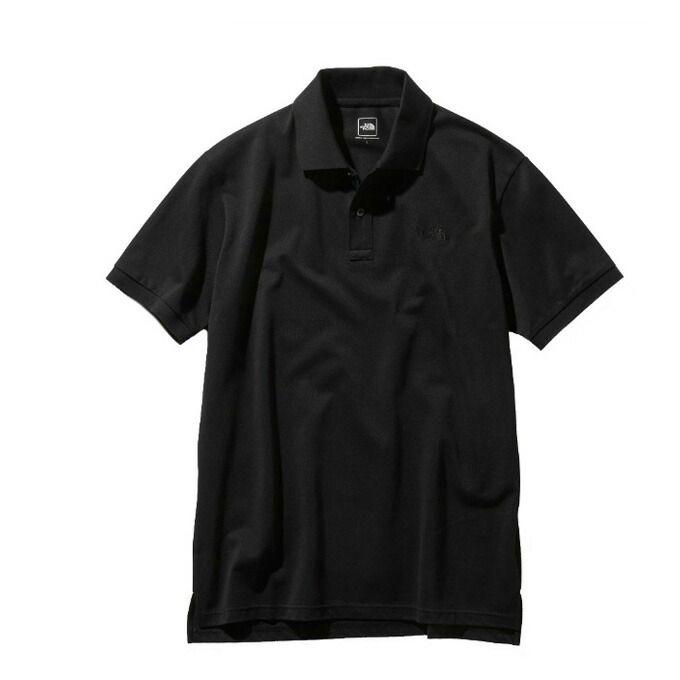 ノースフェイス ポロシャツ メンズ S/S Cool Business Polo クール ビジネス ポロ NT21938 K THE NORTH FACE