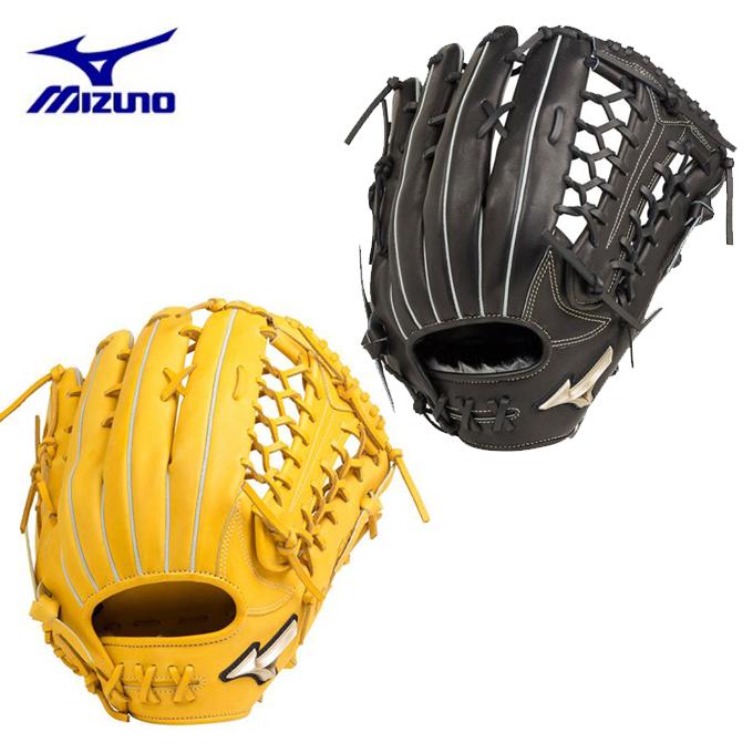 ミズノ 野球 一般軟式グラブ 外野手用 メンズ レディース 軟式用 グローバルエリート Hselection00 サイズ16N 1AJGR20507 MIZUNO