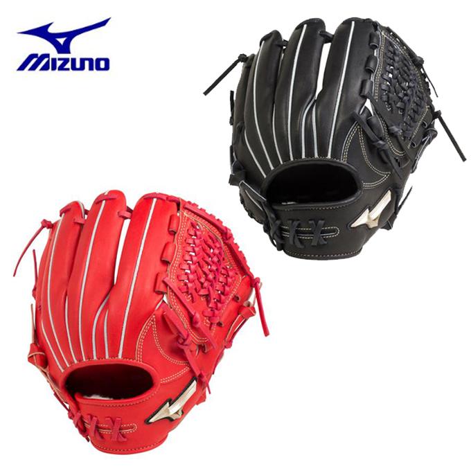 ミズノ 野球 硬式グラブ オールラウンド用 メンズ レディース グローバルエリート Hselection00 サイズ10 1AJGH20500 MIZUNO