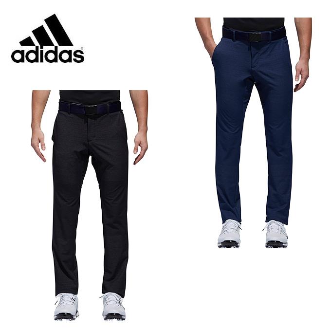アディダス ゴルフウェア ロングパンツ メンズ EXストレッチアクティブ ベンチレーションパンツ FVE75 adidas