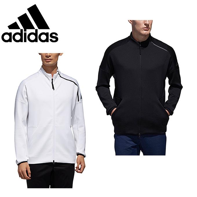 アディダス ゴルフウェア スウェット メンズ ライトウェイト 長袖スウェット ゴルフ FVE66 adidas