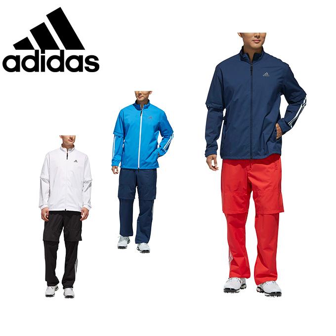アディダス ゴルフ レインウェア メンズ PF CLIMASTORM クライマストーム レインスーツ FVE32 adidas