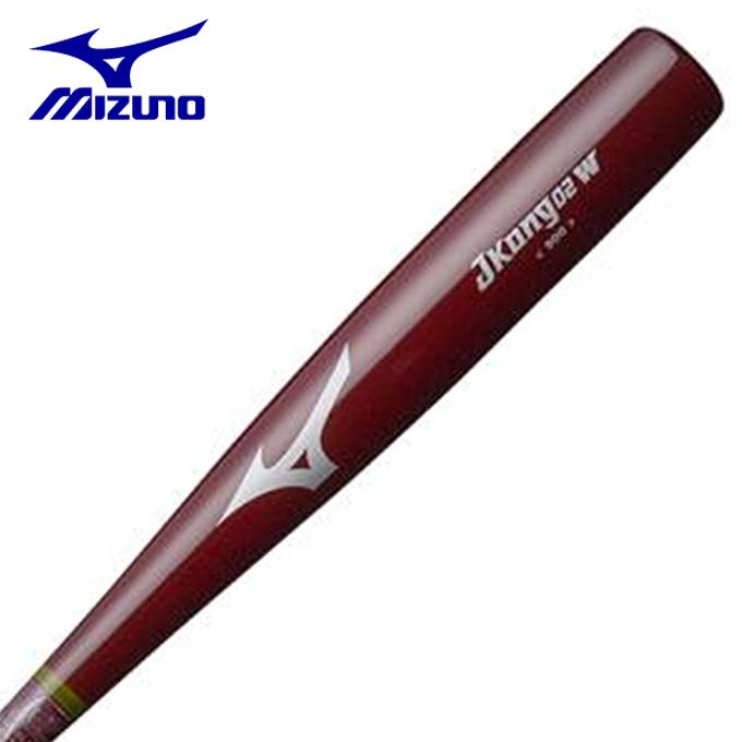 ミズノ 野球 トレーニングバット メンズ 打撃可トレーニング Jコング02 W 木製 84cm 平均900g 1CJWT18284 63 MIZUNO