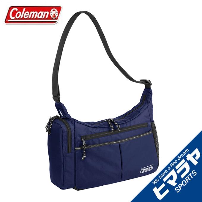 コールマン ショルダーバッグ メンズ レディース クールショルダーMD ミッドナイト 2000034389 Coleman