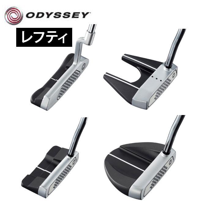 オデッセイ ODYSSEY ゴルフクラブ 左用パター メンズ ストローク ラボ STROKE LAB
