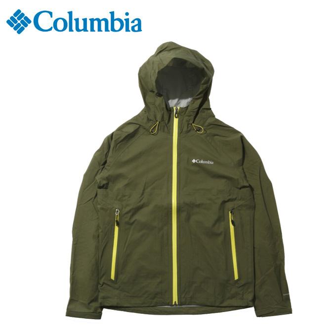 コロンビア アウトドア ジャケット メンズ ライトクレスト JK PM3434 383 Columbia
