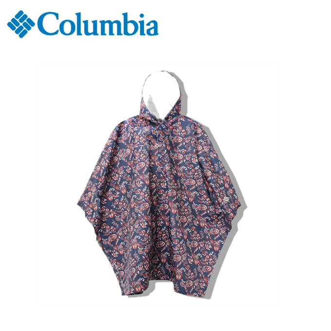 コロンビア レインウェア レインコート ポンチョ メンズ スペイパインズポンチョ PU1658 493 Columbia