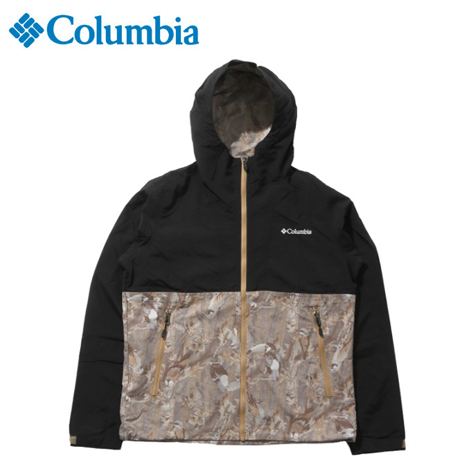 コロンビア アウトドア ジャケット メンズ ヘイゼンパターンド JK PM3728 160 Columbia