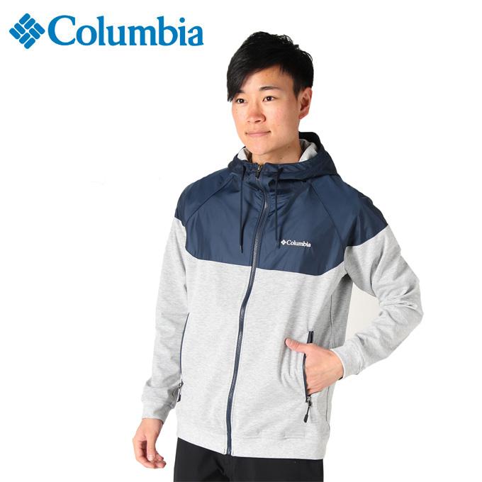 コロンビア スウェットジャケット メンズ ウィルキンソンコーブ JK PM1517 039 Columbia