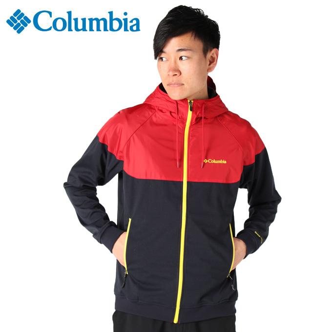 コロンビア スウェットジャケット メンズ ウィルキンソンコーブ JK PM1517 464 Columbia