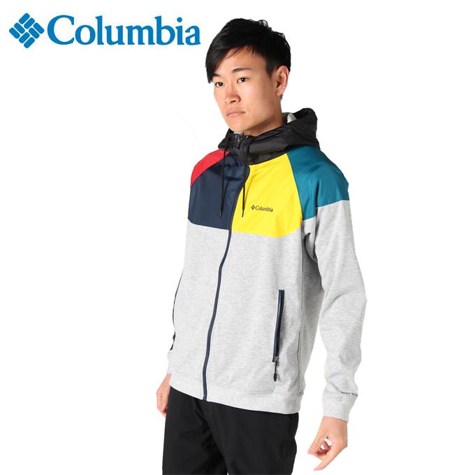 コロンビア スウェットジャケット メンズ ウィルキンソンコーブ JK PM1517 040 Columbia