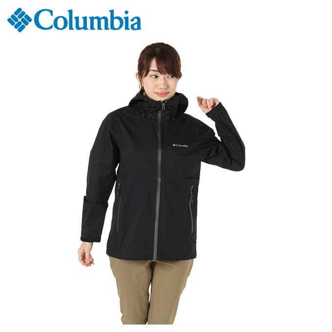 コロンビア アウトドア ジャケット レディース ライトクレストジャケット PL3081 010 Columbia