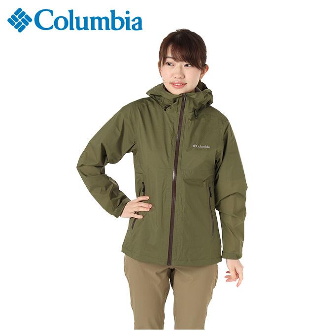 コロンビア アウトドア ジャケット レディース ライトクレストジャケット PL3081 383 Columbia
