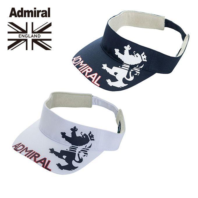 アドミラル Admiral ゴルフ サンバイザー メンズ ハーフUJ ADMB909F