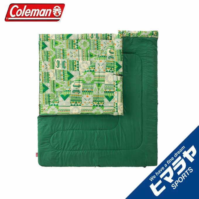 コールマン 封筒型シュラフ ファミリー2 in1 C10 2000027256 Coleman