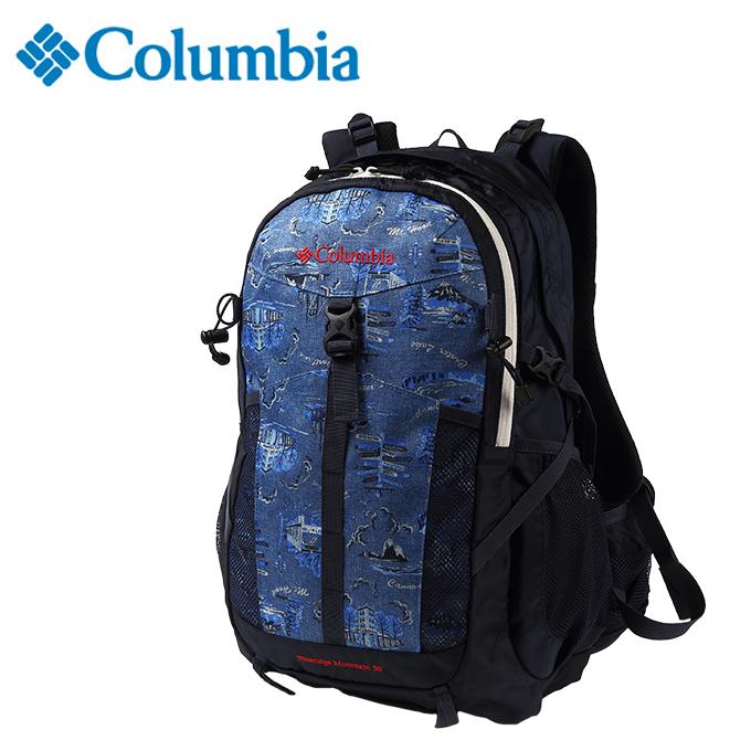 コロンビア バックパック メンズ レディース ブルーリッジマウンテンブルー30 PU8338 Columbia