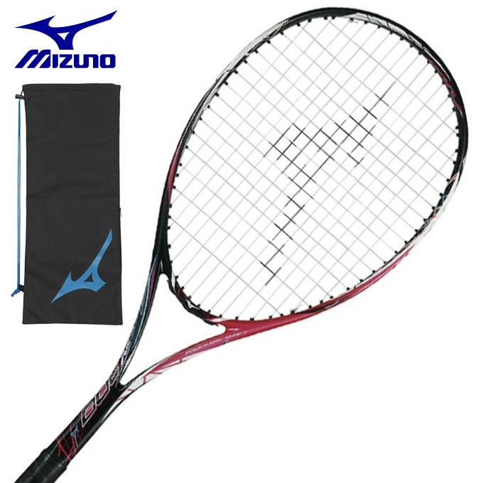 ミズノ ソフトテニスラケット オールラウンド 張り上げ済み メンズ レディース TECHNIX 200 テクニクス 63JTN97564 MIZUNO