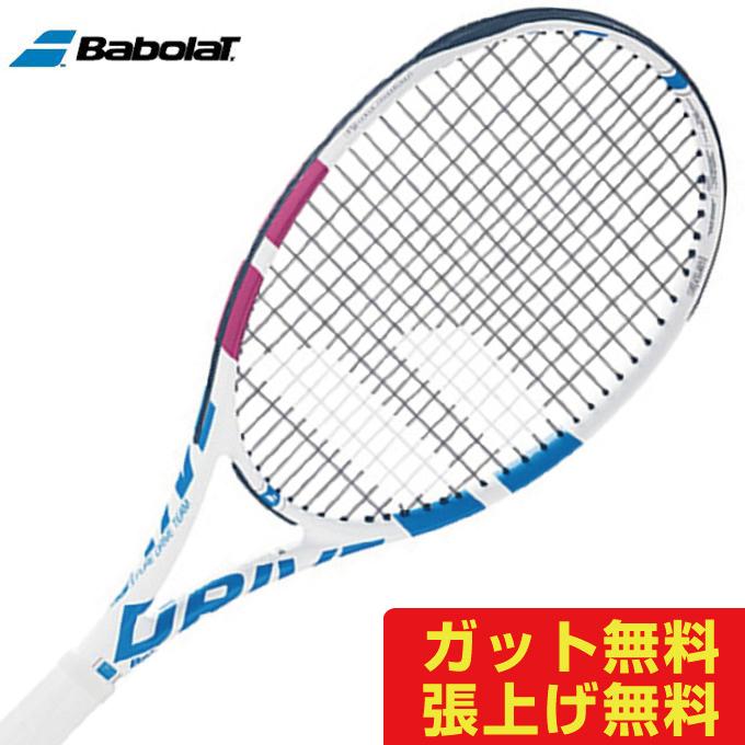 バボラ 硬式テニスラケット ピュアドライブチーム PURE DRIVE TEAM WH BF170387 Babolat メンズ レディース