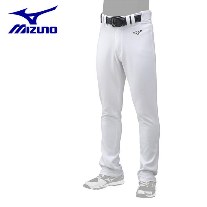 【購入後レビュー記入でクーポンプレゼント中】 ミズノ 野球 練習着 パンツ メンズ レディース ストレートパンツ 12JD9F6201 MIZUNO