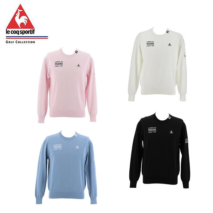 ルコック le coq sportif ゴルフウェア セーター メンズ ウッシャブルセーター QGMNJL01