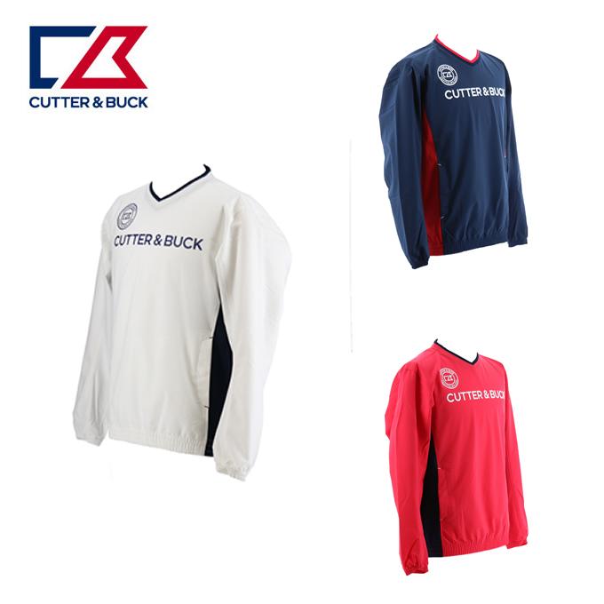 カッター&バック CUTTER&BUCK ゴルフウェア ブルゾン メンズ ストレッチ2WAYブルゾン CGMNJK02