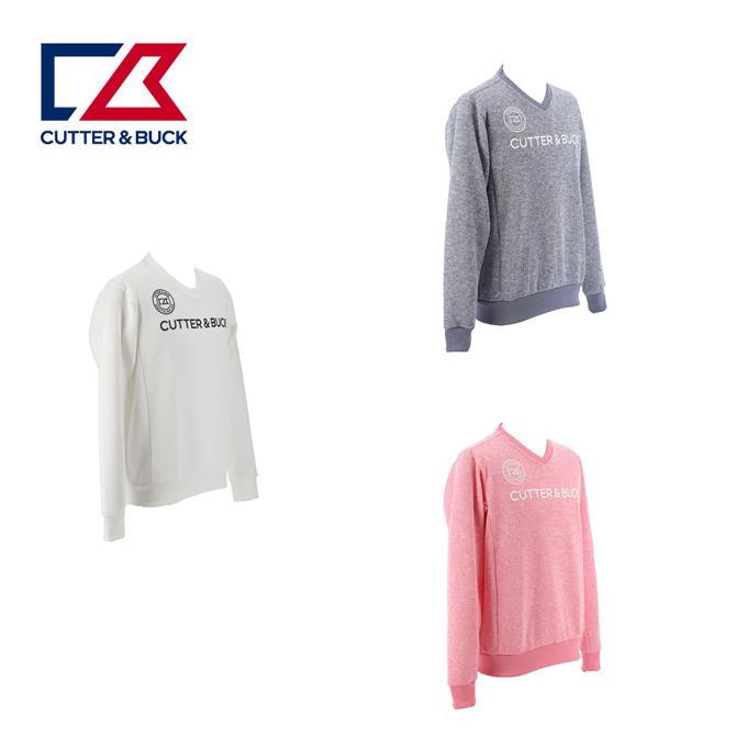 カッター&バック CUTTER&BUCK ゴルフウェア セーター メンズ クウォーターフェイスセーター CGMNJL51