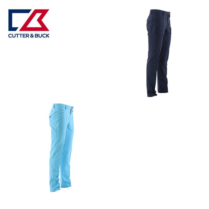 カッター&バック CUTTER&BUCK ゴルフウェア ロングパンツ メンズ 二重織パンツ CGMNJD06