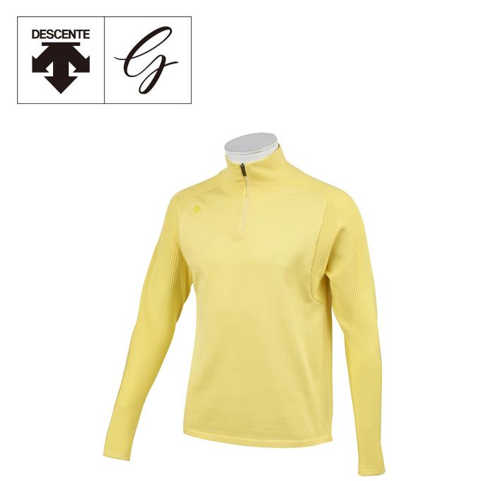 デサントゴルフ DESCENTE GOLF ゴルフウェア セーター メンズ Mエステルニットセーター DGMNJL00