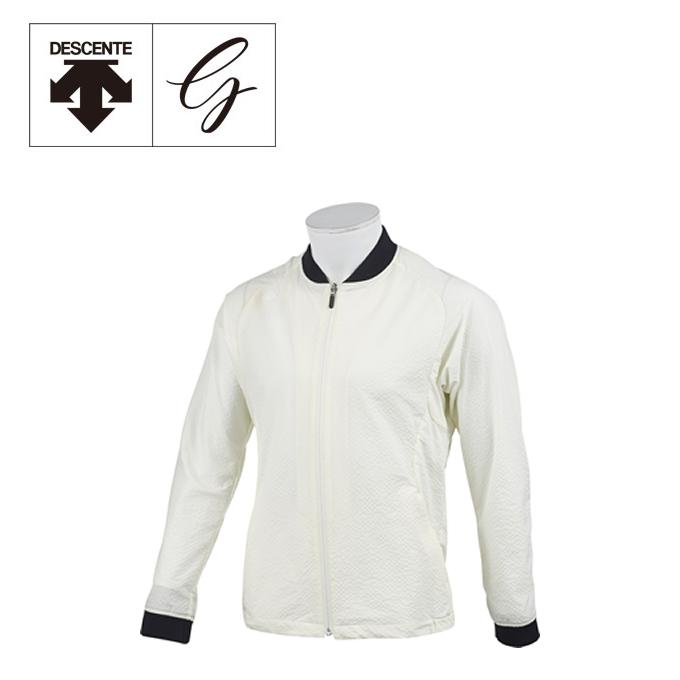 デサントゴルフ DESCENTE GOLF ゴルフウェア ブルゾン メンズ Mウィンドジャケット DGMNJK02