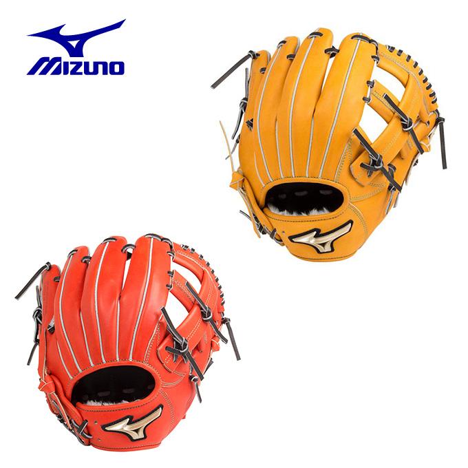 ミズノ 野球 一般軟式グラブ 内野手用 メンズ レディース グローバルエリート Hselection01 Hセレクション 1AJGR20303 MIZUNO