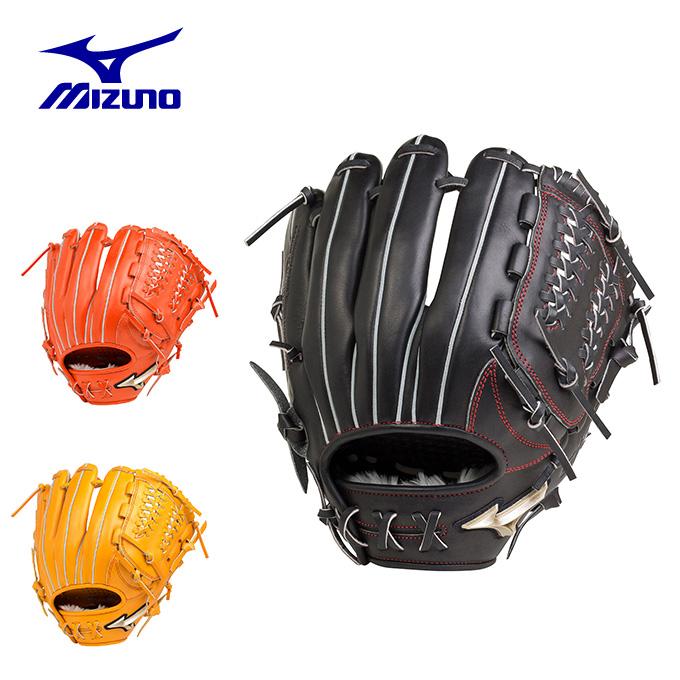 ミズノ 野球 一般軟式グラブ オールラウンド用 メンズ レディース グローバルエリート Hselection02 Hセレクション 1AJGR20410 MIZUNO
