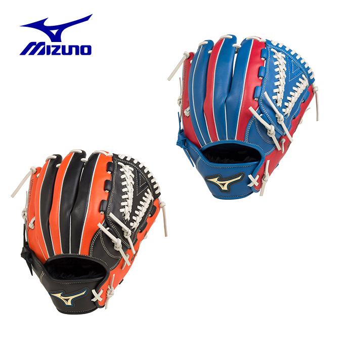 ミズノ 野球 一般軟式グラブ オールラウンド用 メンズ レディース 軟式用セレクトナイン サイズ11 1AJGR20910 MIZUNO