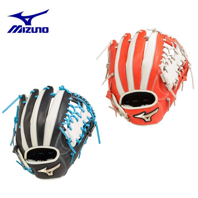 ミズノ ソフトボールグローブ メンズ レディース ソフトボール用 グローバルエリート Hselection01 オールラウンド用 サイズ10 1AJGS20400 MIZUNO