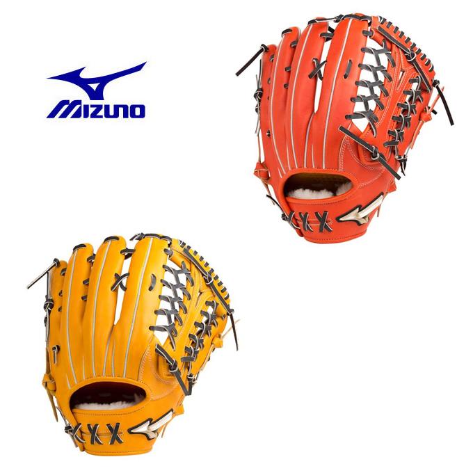 ミズノ 野球 硬式グラブ 外野手用 メンズ レディース 硬式用 グローバルエリート Hselection02 セレクション 外野手用 サイズ16N 1AJGH20407 MIZUNO