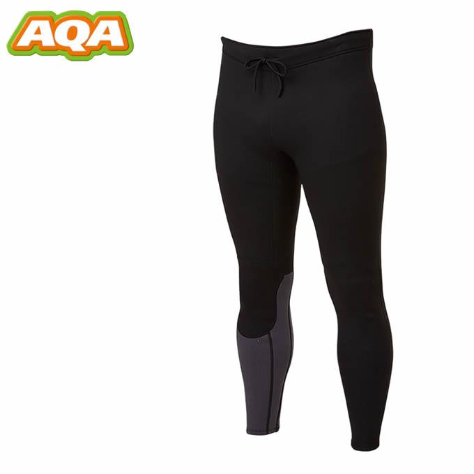 購入後レビュー記入でクーポンプレゼント中 AQA ウエットスーツ パンツ ロングパンツメンズ KW-4616 メンズ 休み 好評