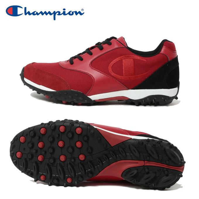 チャンピオン Champion ゴルフシューズ スパイクレス メンズ GL007 グラスコートコーデュラ 55170072
