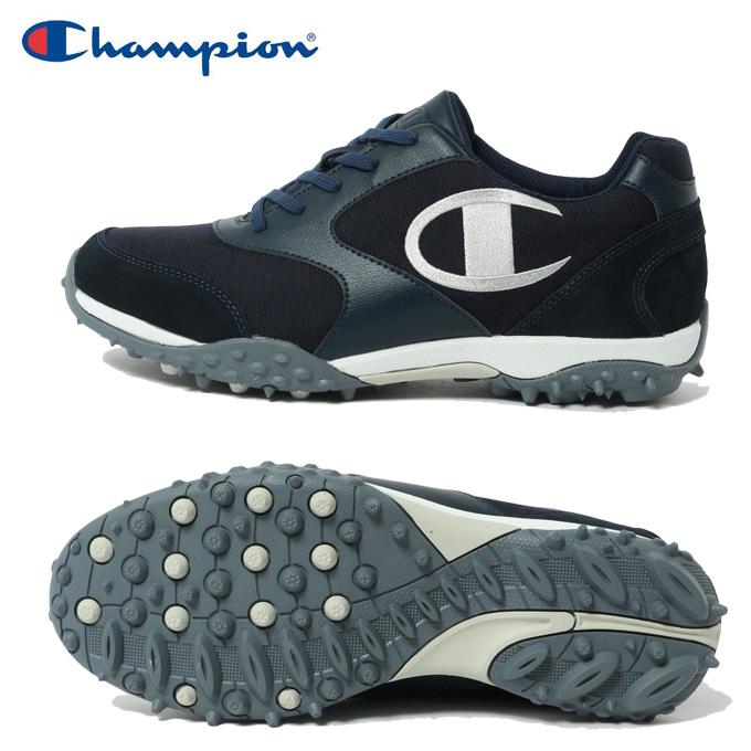 チャンピオン Champion ゴルフシューズ スパイクレス メンズ GL007 グラスコートコーデュラ 55170075
