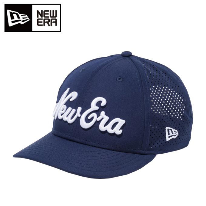 ニューエラ NEW ERA ゴルフ キャップ メンズ レディース LP 9FIFTY プロライト New Eraオールドロゴ ネイビー× ホワイト 11901084