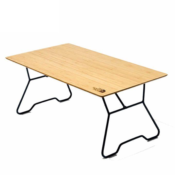 ノースフェイス アウトドアテーブル 小型テーブル TNFキャンプテーブルスリム TNF Camp Table Slim NN31901 THE NORTH FACE