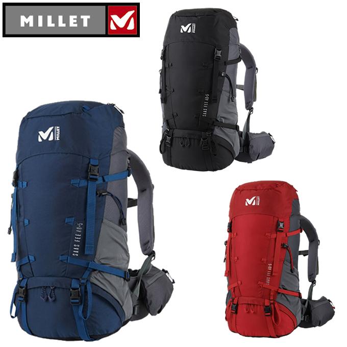 ミレー MILLET 登山バッグ 40L+5 サース フェー 40+5 MIS0638 メンズ レディース 宿泊登山
