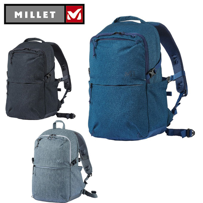 ミレー MILLET バックパック 20L ランドネ20 MIS0670 メンズ レディース