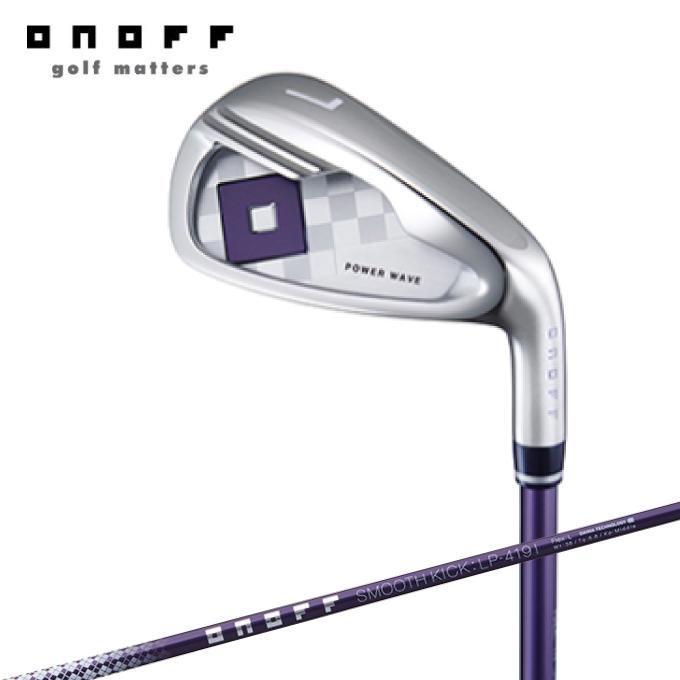 オノフ ONOFF ゴルフクラブ アイアンセット 5本組 レディース アイアン レディ 標準仕様 ONOFF IRON LADY 出産祝 割引セール 粗品