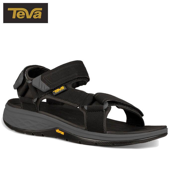 テバ TEVA ストラップサンダル メンズ STRATA UNIVERSAL ストラータ ユニバーサル 1099445-BLK
