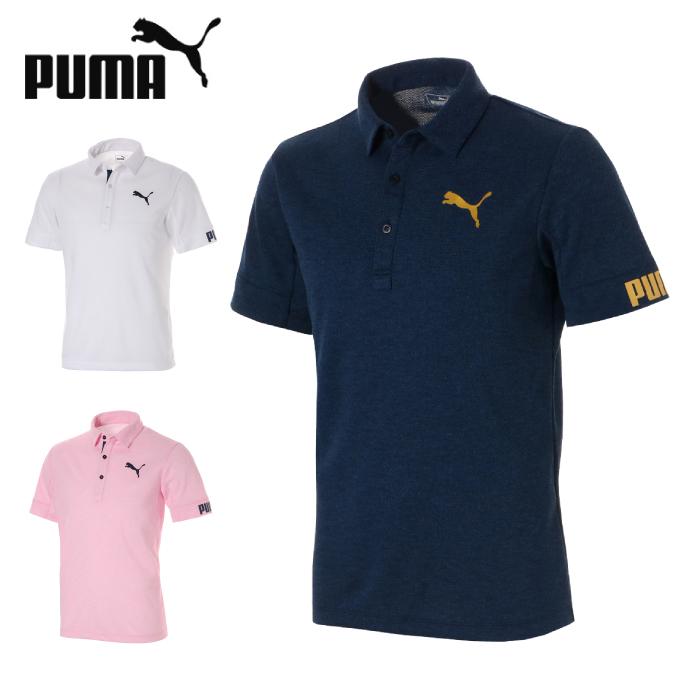 プーマ ゴルフウェア ポロシャツ 半袖 メンズ 923850 PUMA