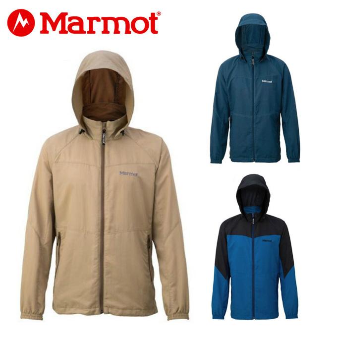 マーモット Marmot アウトドア ジャケット メンズ Valley Wind Jacket ヴァリーウィンドジャケット TOMNJK10