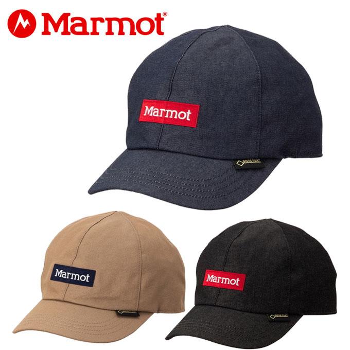 マーモット Marmot レインキャップ メンズ レディース GORE-TEX Denim Linner Cap ゴアテックスデニムライナーキャップ TOANJC33