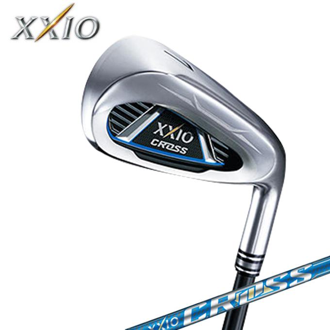 ゼクシオ XXIO ゴルフクラブ アイアンセット 4本組 メンズ ゼクシオ クロス アイアン MH1000 カーボンシャフト XXIO CROSS