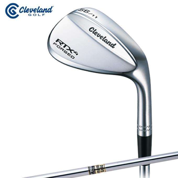 クリーブランド Cleveland ゴルフクラブ ウェッジ メンズ RTX 4 FORGED ウエッジ ダイナミックゴールドシャフト