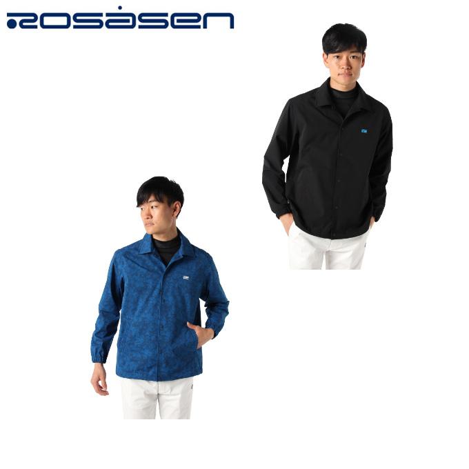 ロサーセン ROSASEN ゴルフウェア ブルゾン メンズ 4WAYストレッチ 044-59210